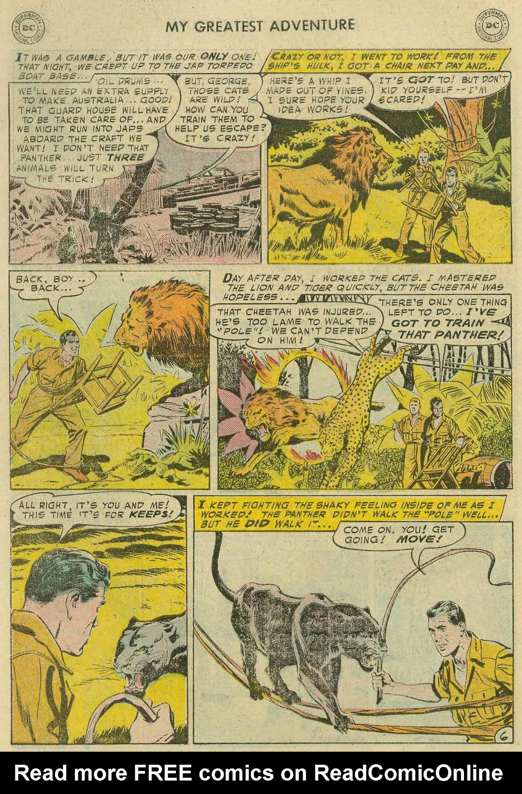 My Greatest Adventure (1955) issue 5 - Page 30