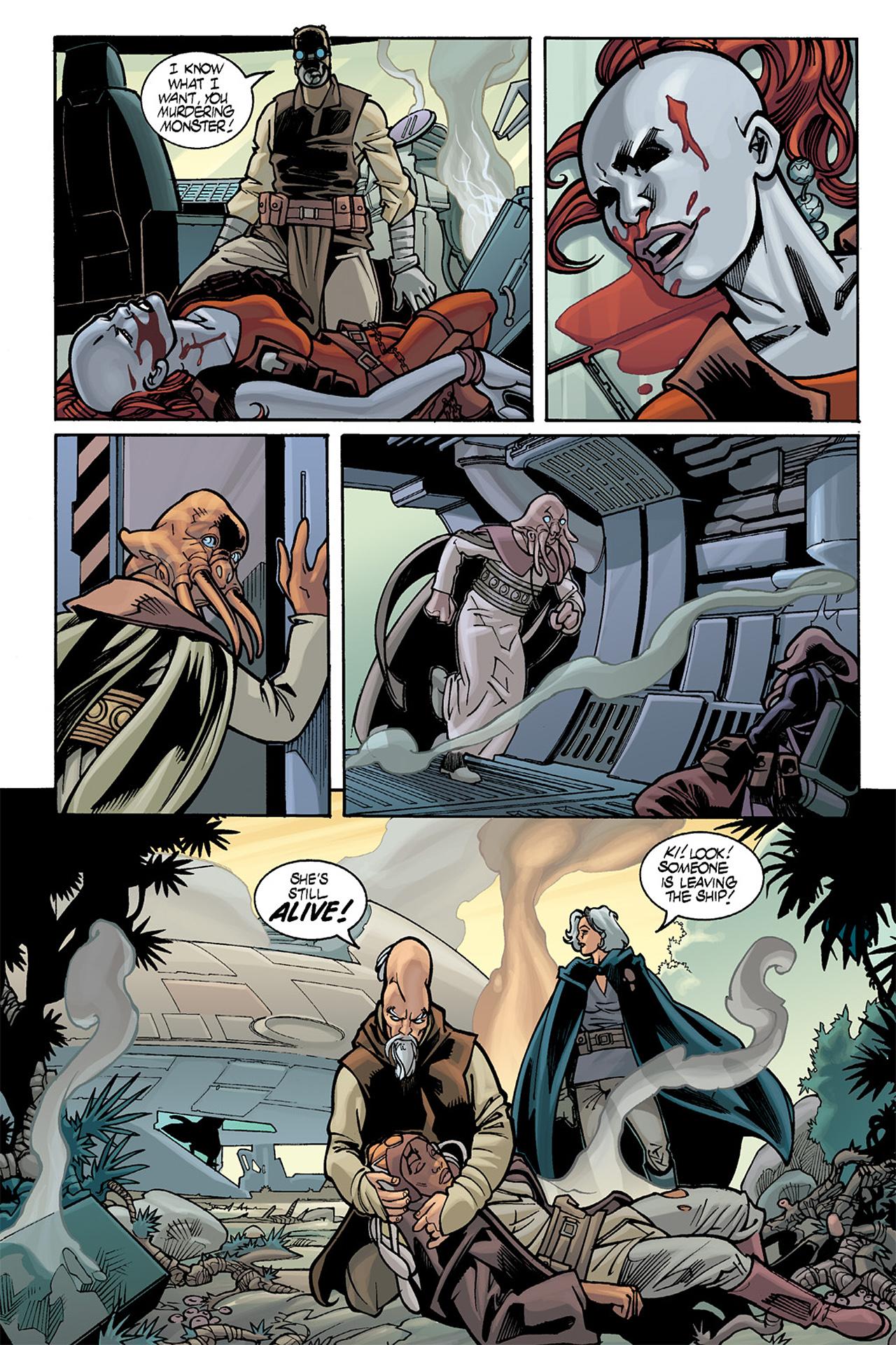 Read online Star Wars Omnibus comic -  Issue # Vol. 10 - 118