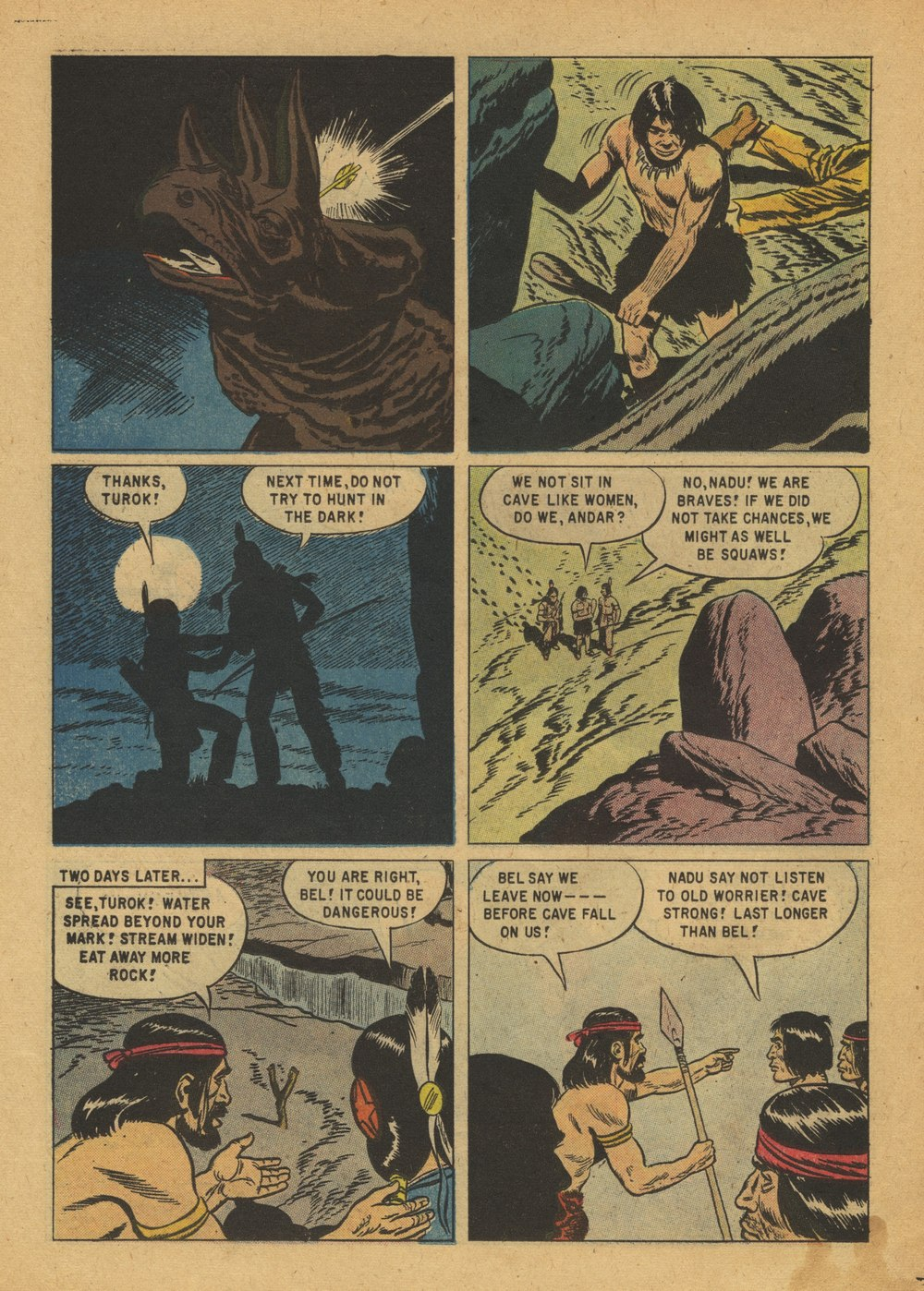 Read online Turok, Son of Stone comic -  Issue #15 - 26