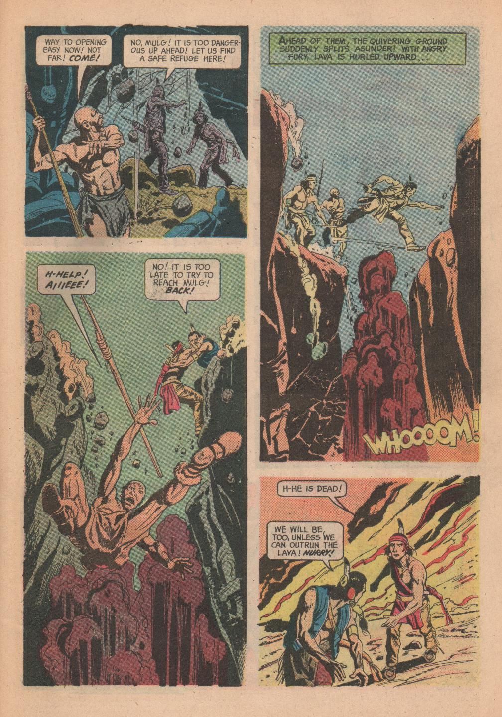 Read online Turok, Son of Stone comic -  Issue #55 - 29