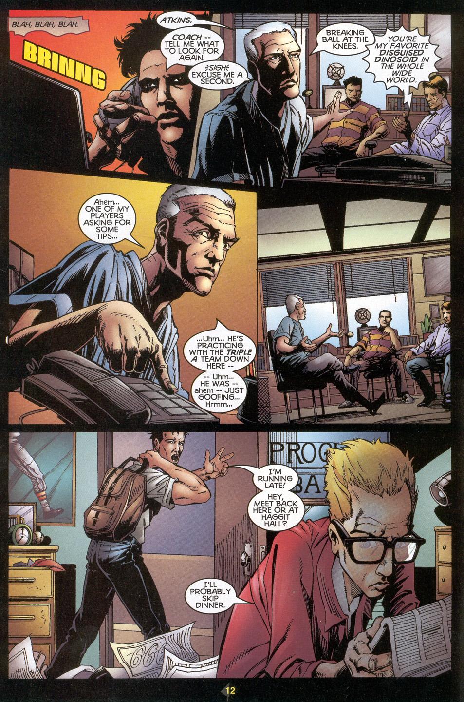 Read online Turok: Redpath comic -  Issue # Full - 11
