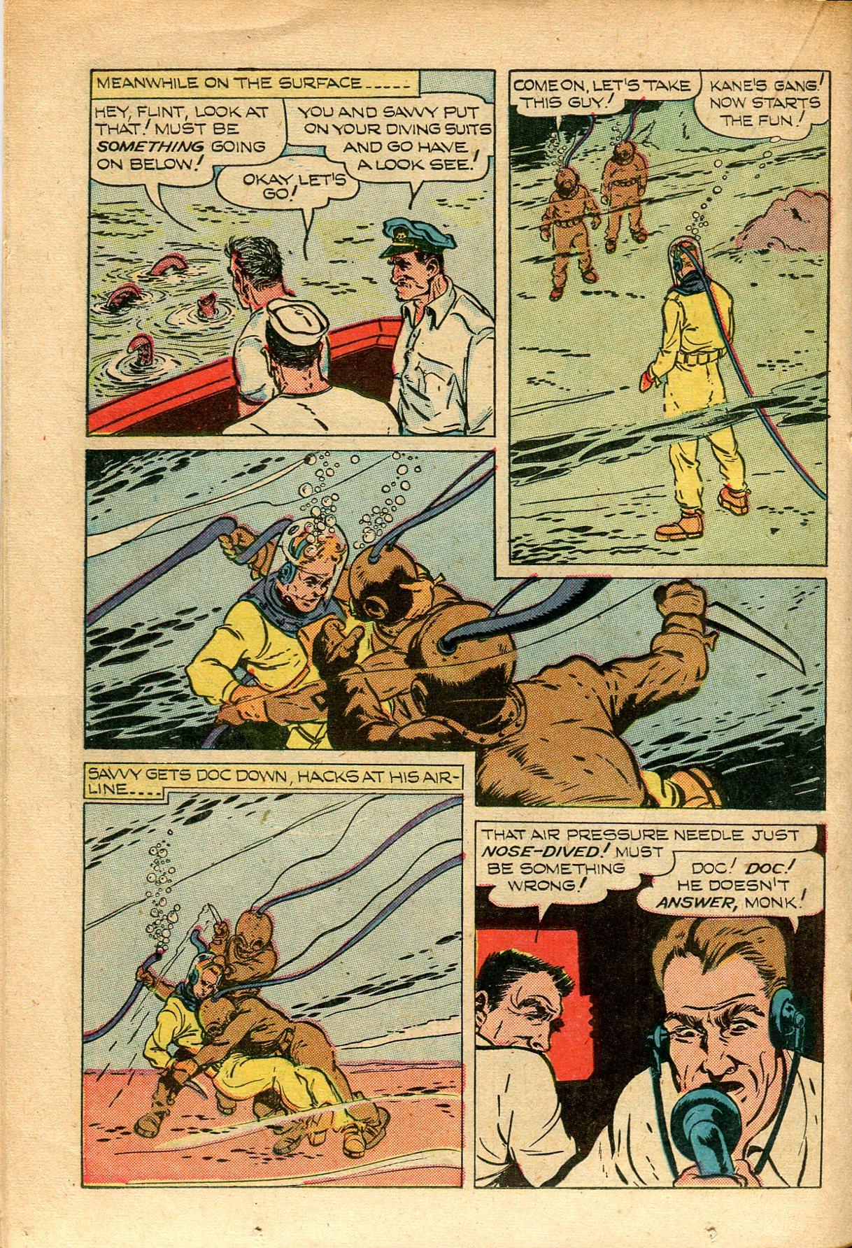 Read online Shadow Comics comic -  Issue #82 - 26