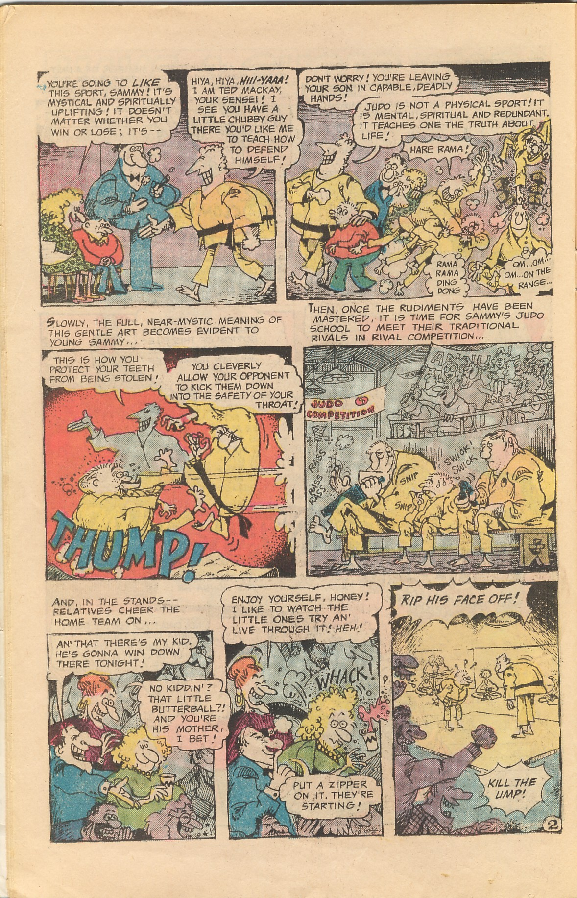 Read online Plop! comic -  Issue #20 - 26