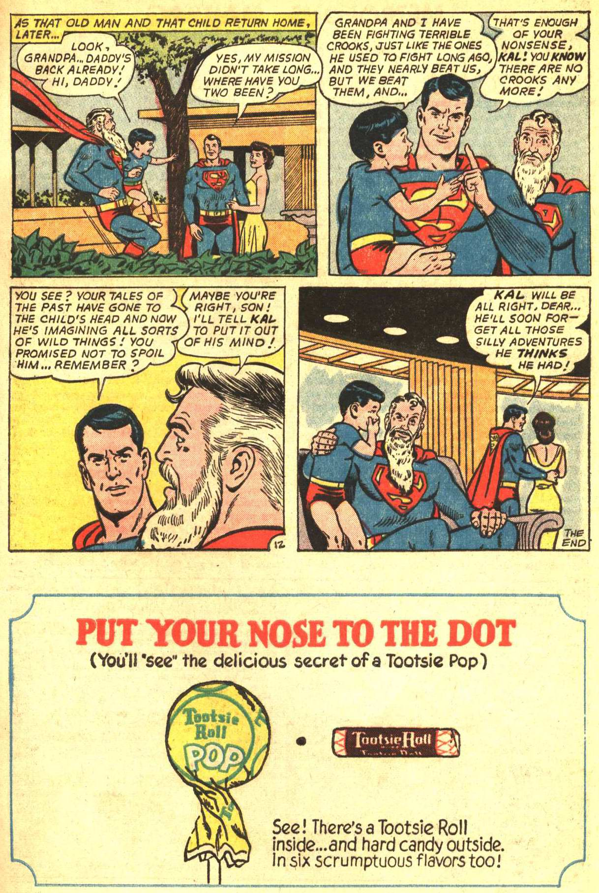 Read online Action Comics (1938) comic -  Issue #327 - 17