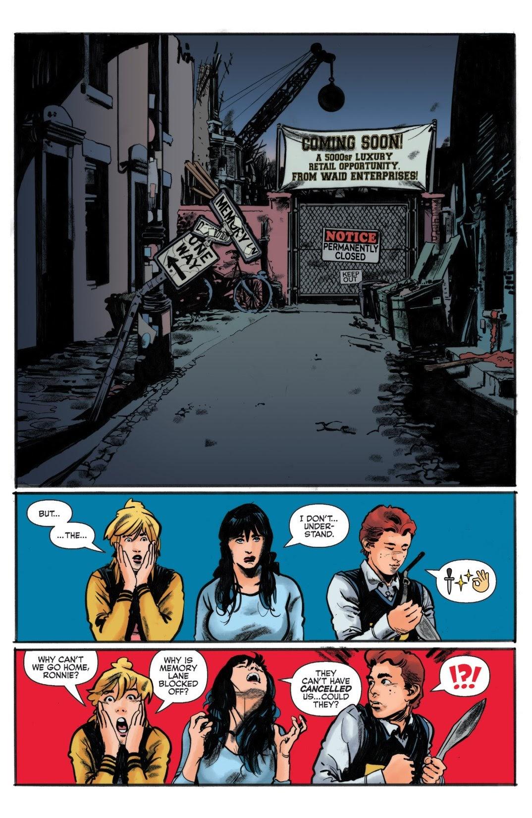 Archie vs. Predator II #1 #1 - English 7