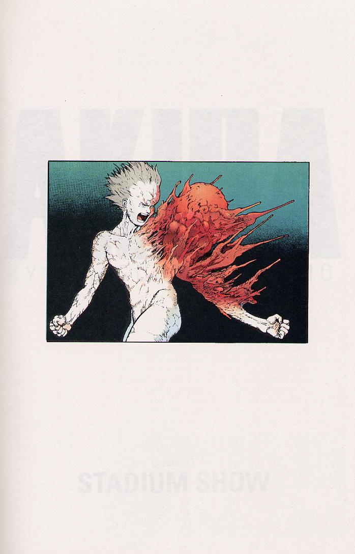Read online Akira comic -  Issue #31 - 3