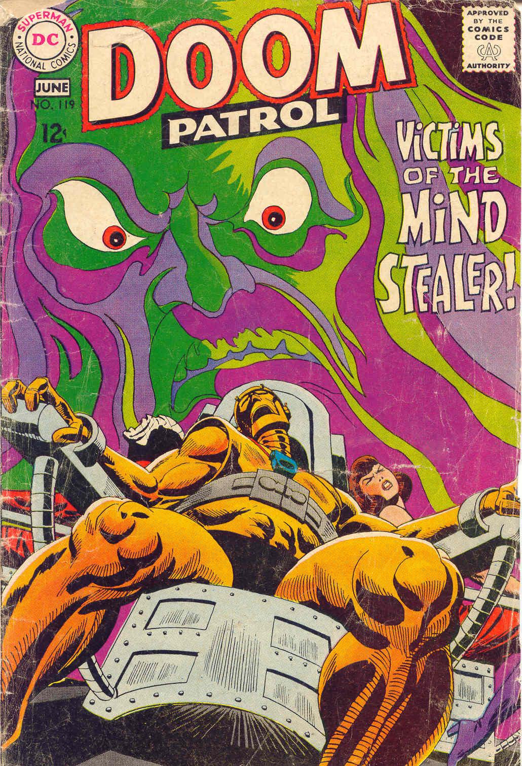 Doom Patrol (1964) 119 Page 1