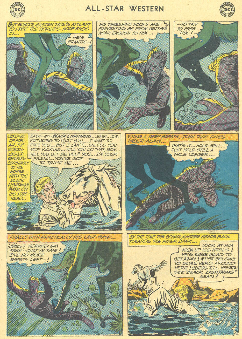 All-Star Western (1951) issue 113 - Page 7