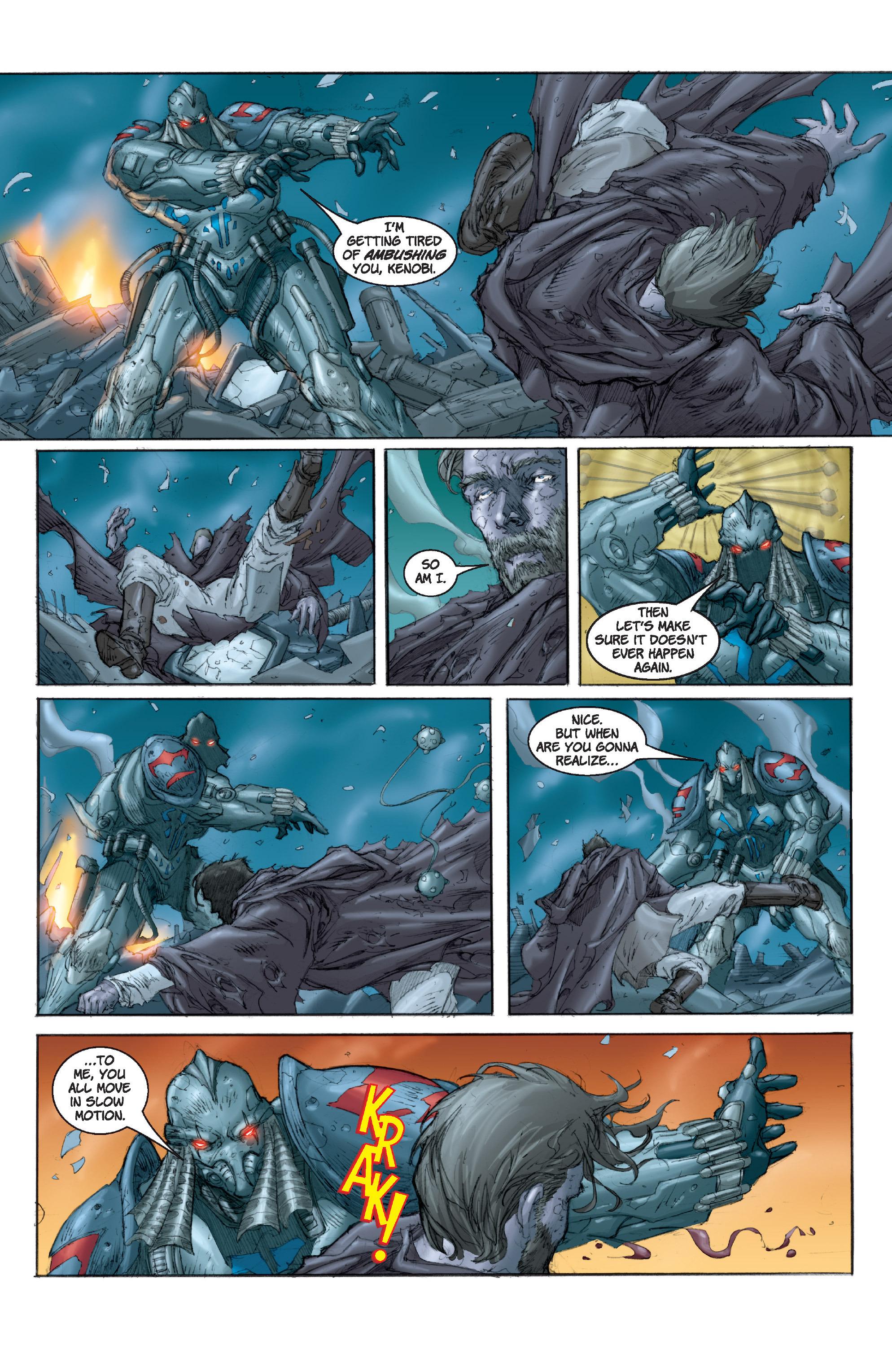 Read online Star Wars Omnibus comic -  Issue # Vol. 26 - 115