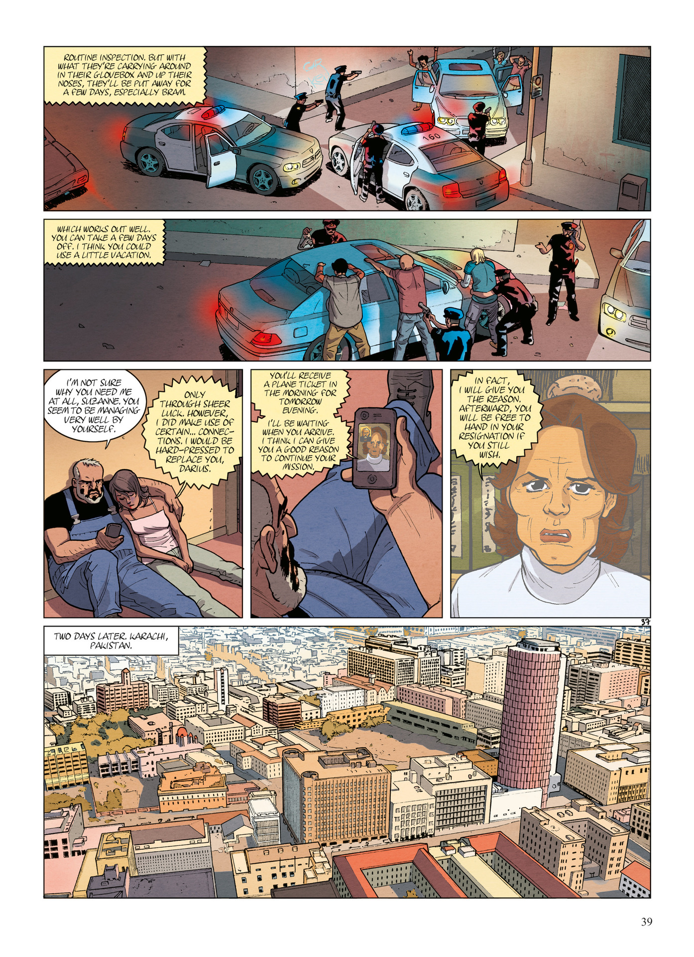 Read online Alter Ego comic -  Issue #6 - 41