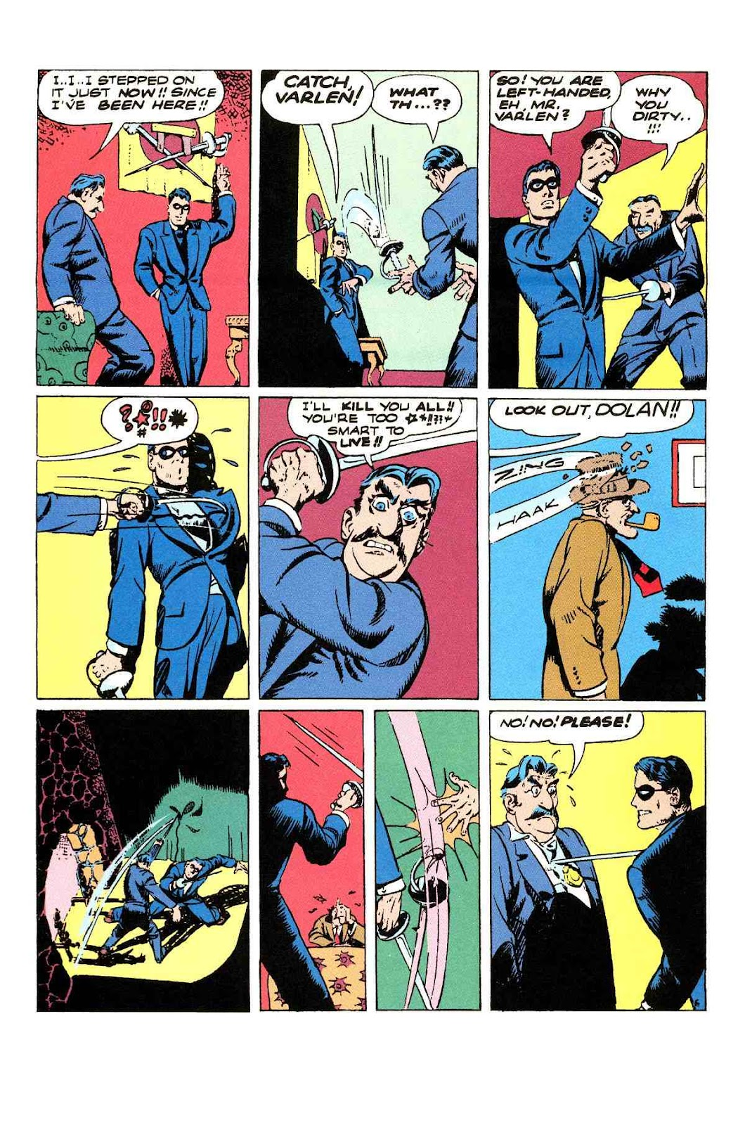 Read online Will Eisner's The Spirit Archives comic -  Issue # TPB 3 (Part 1) - 71