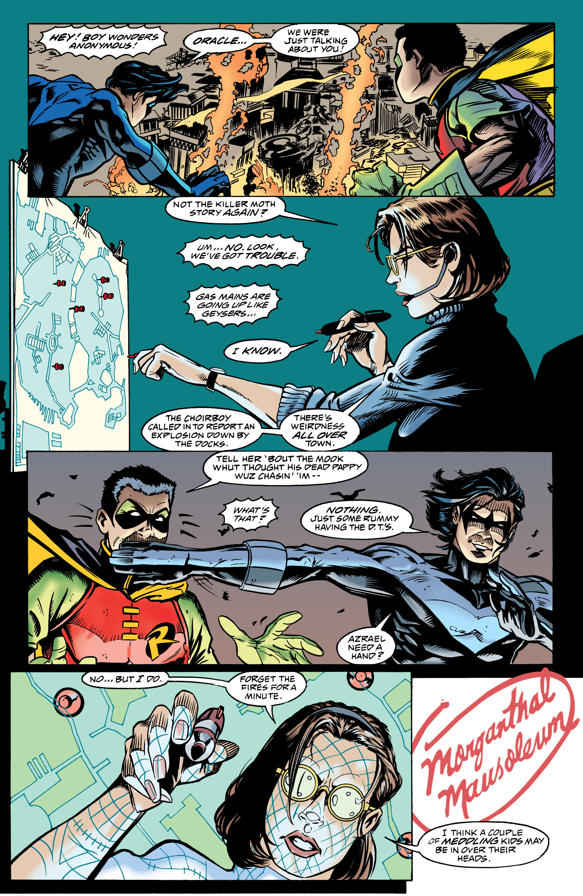 Read online Batman: Day of Judgment comic -  Issue # Full - 19