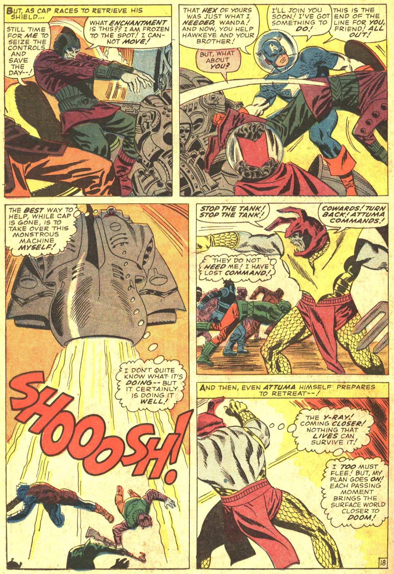 The Avengers (1963) 27 Page 19