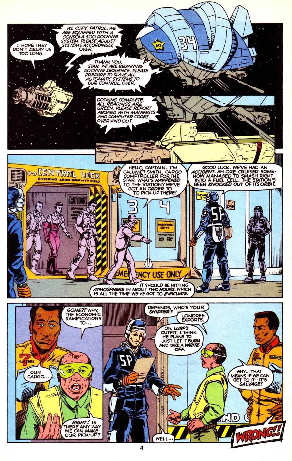 Dynamo Joe issue 8 - Page 21
