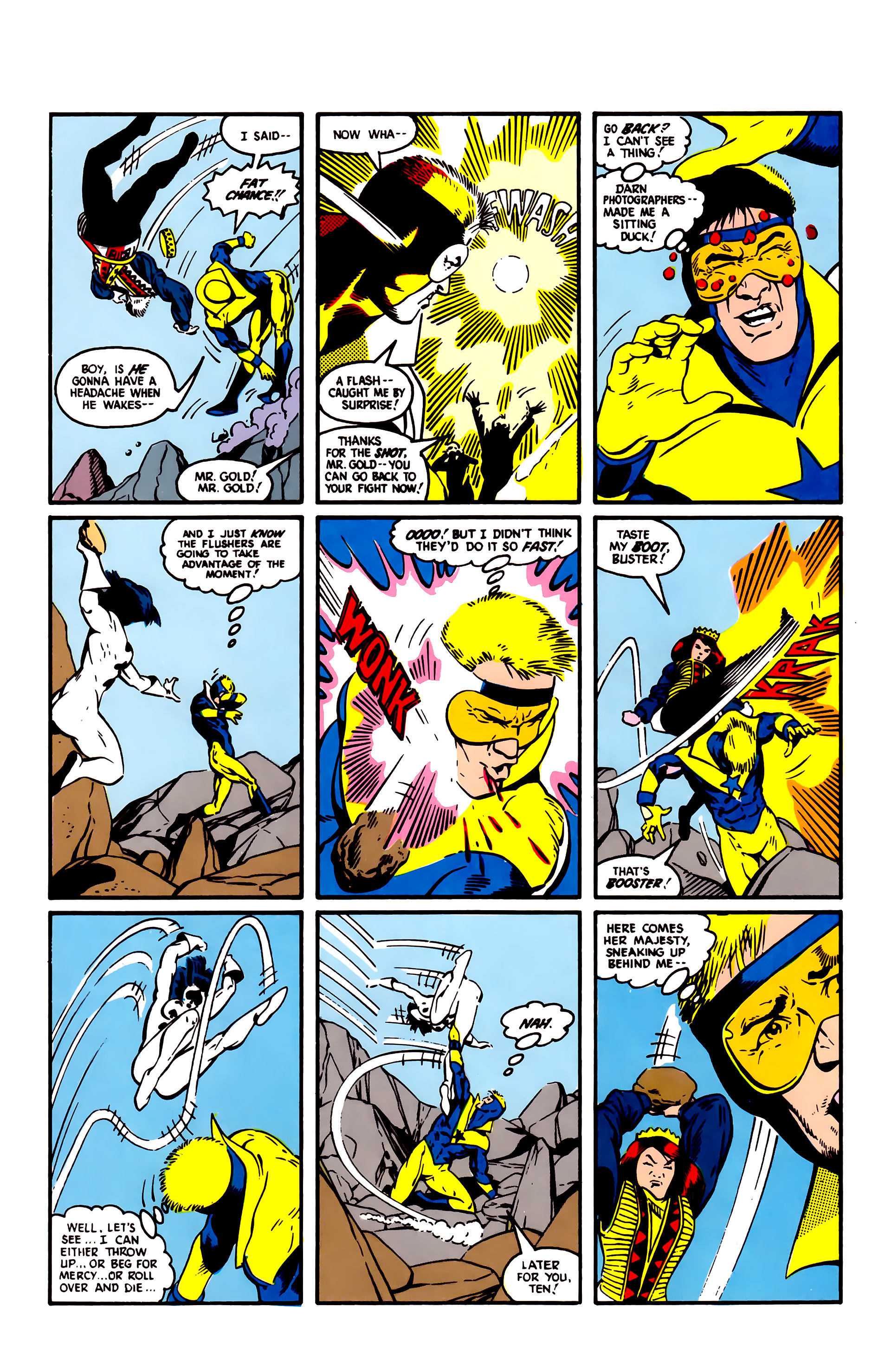 Read online Justice League (1987) comic -  Issue #4 - 12