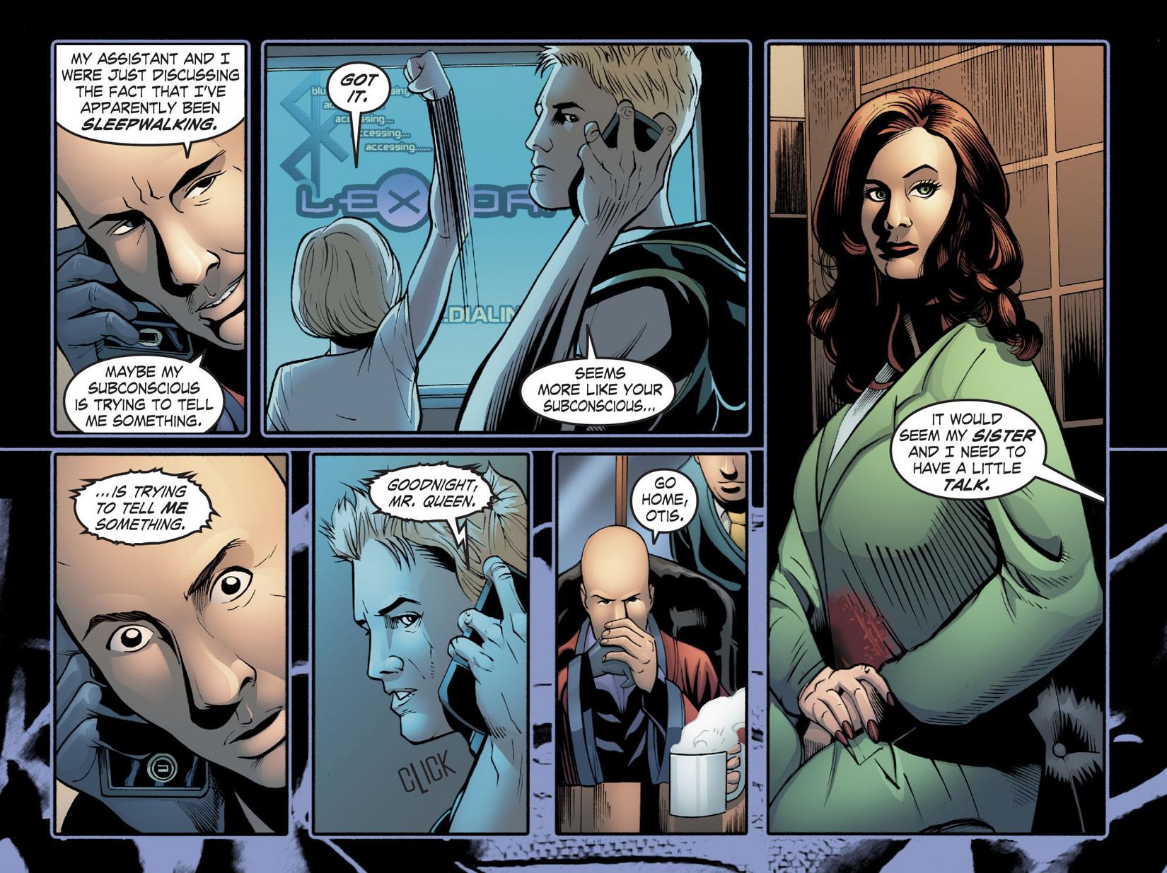 Read online Smallville: Season 11 comic -  Issue #20 - 5