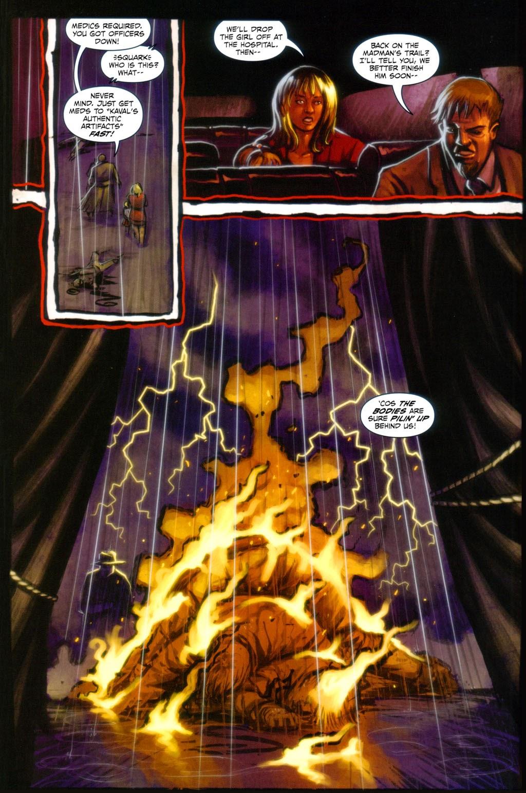 Read online Evil Ernie in Santa Fe comic -  Issue #3 - 7