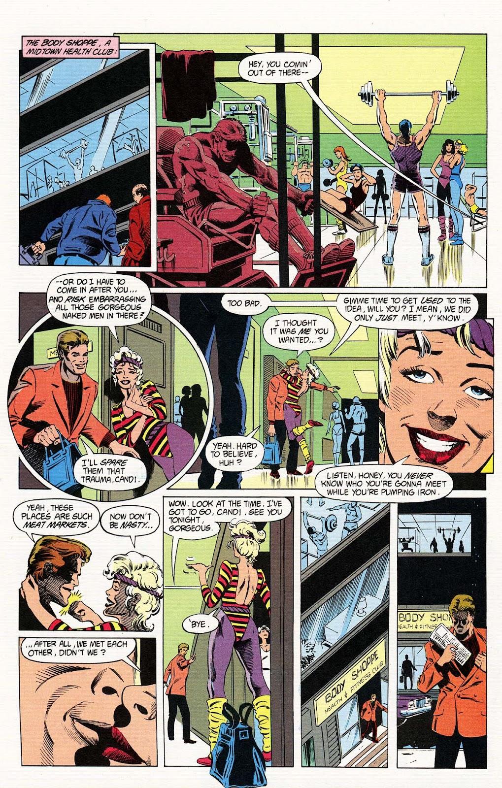 Vigilante (1983) issue 32 - Page 22