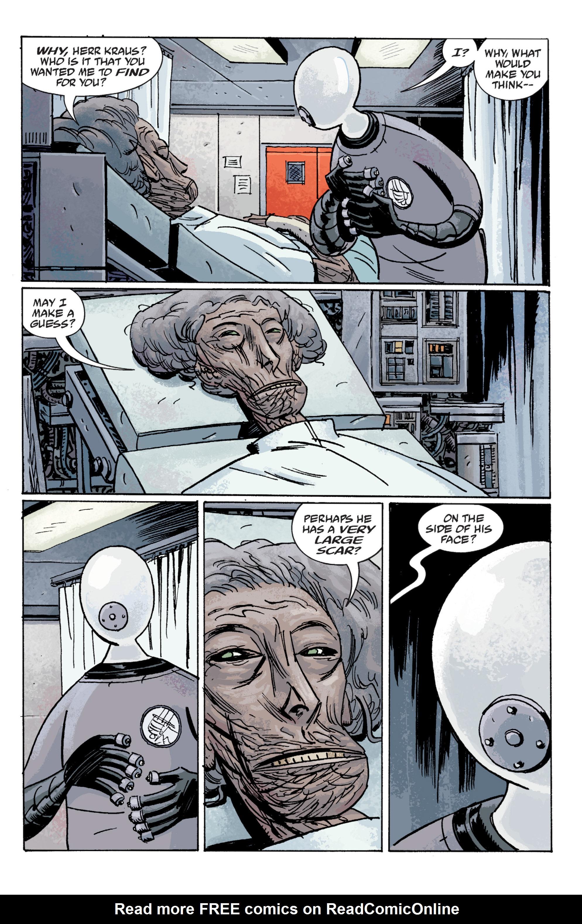 Read online B.P.R.D. (2003) comic -  Issue # TPB 10 - 47