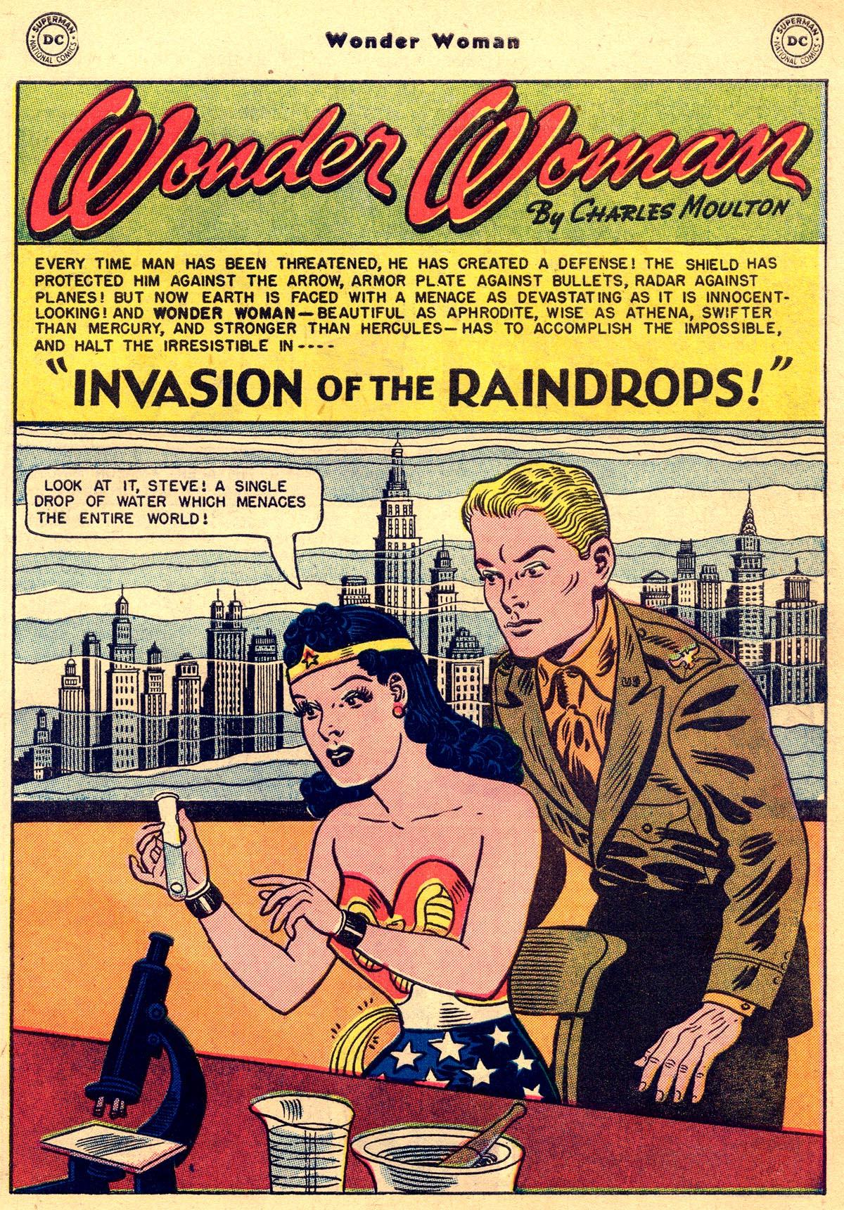 Read online Wonder Woman (1942) comic -  Issue #55 - 33