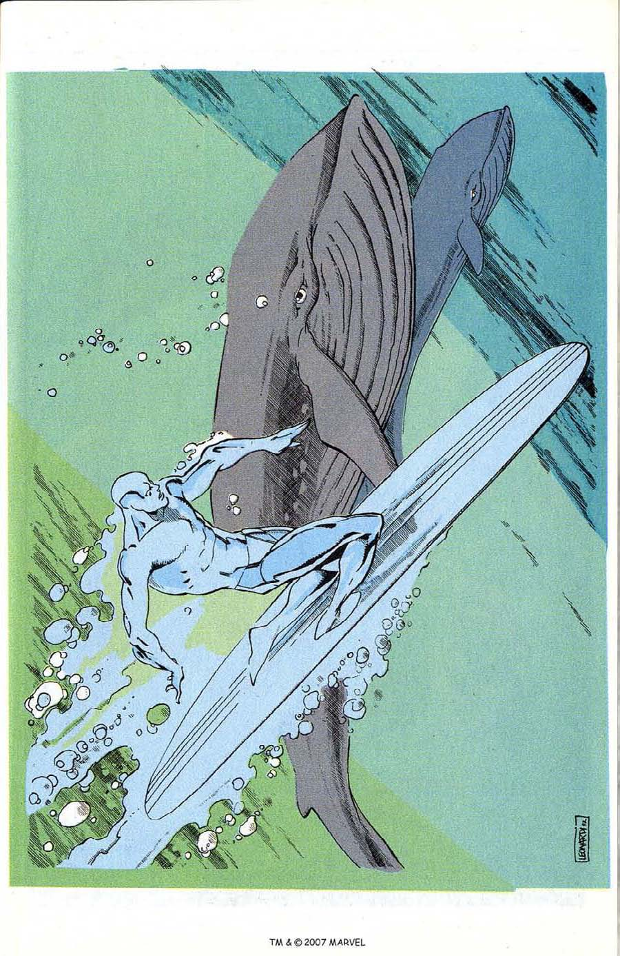 Read online Silver Surfer (1987) comic -  Issue # _Annual 5 - 61