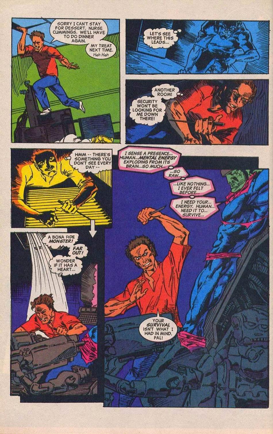 Read online Sleepwalker comic -  Issue #28 - 11