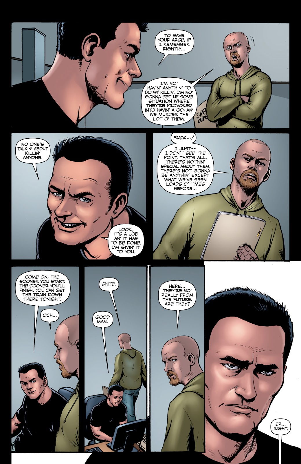 Read online The Boys Omnibus comic -  Issue # TPB 4 (Part 1) - 47