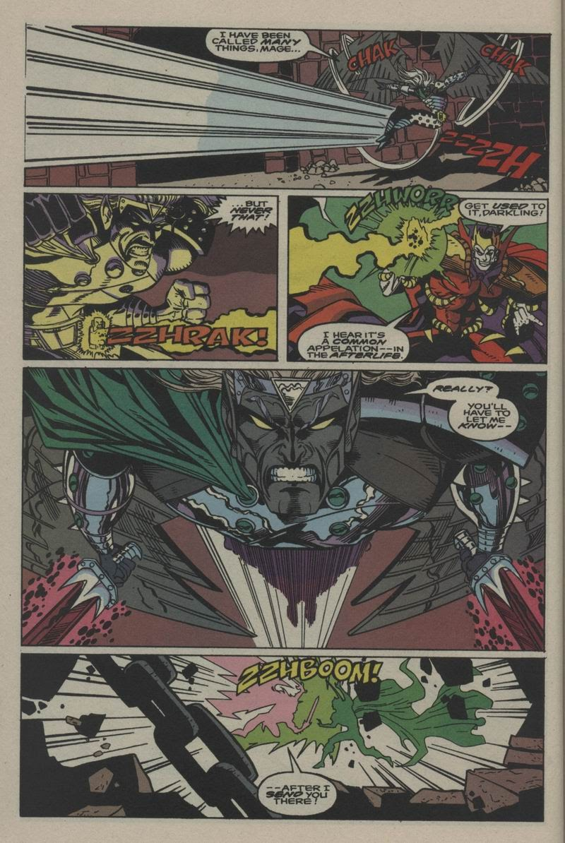 Excalibur (1988) issue Annual 1 - Page 29