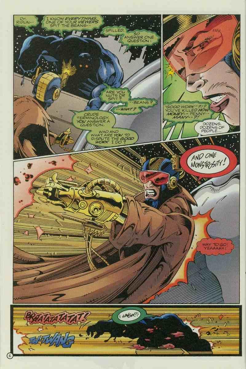 Read online Ultraverse Premiere comic -  Issue #11 - 22