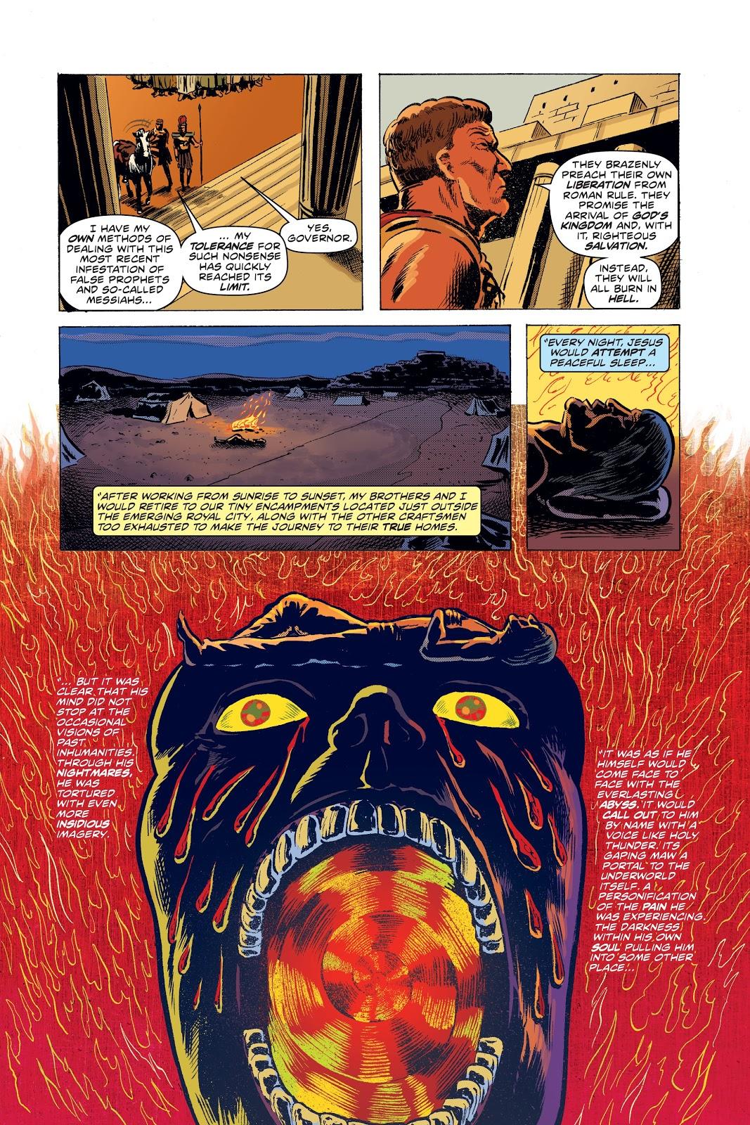 Read online Jesusfreak comic -  Issue # Full - 13