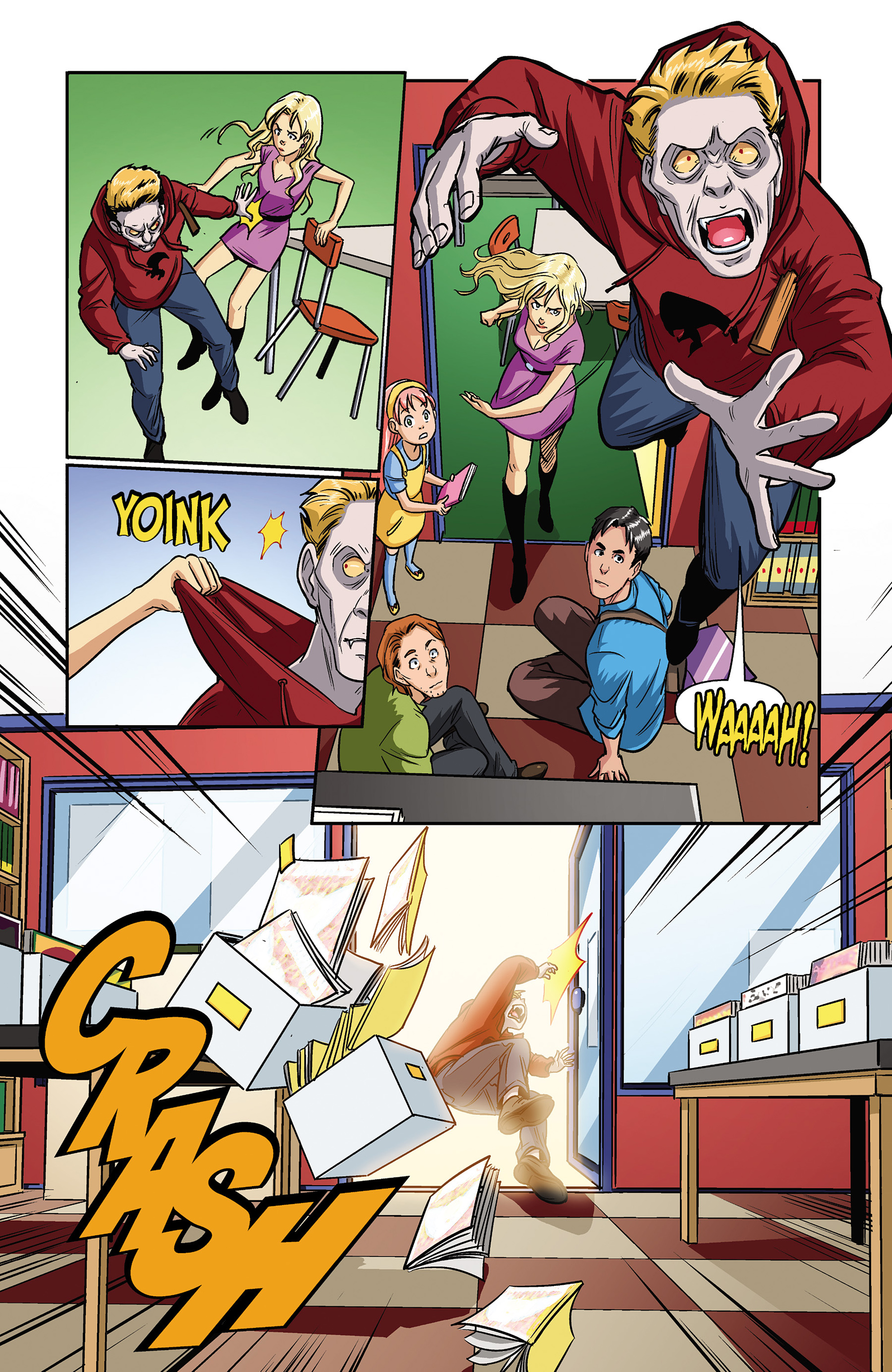 Read online Free Comic Book Day 2017 comic -  Issue # All Ages - 12