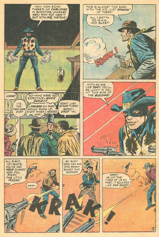 Read online Two-Gun Kid comic -  Issue #115 - 16
