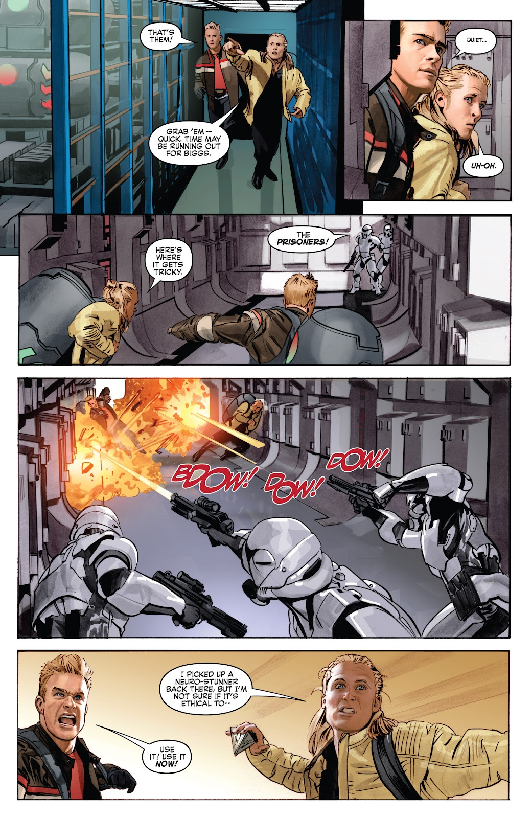 Read online Star Wars Legends: Infinities - Epic Collection comic -  Issue # TPB (Part 5) - 5