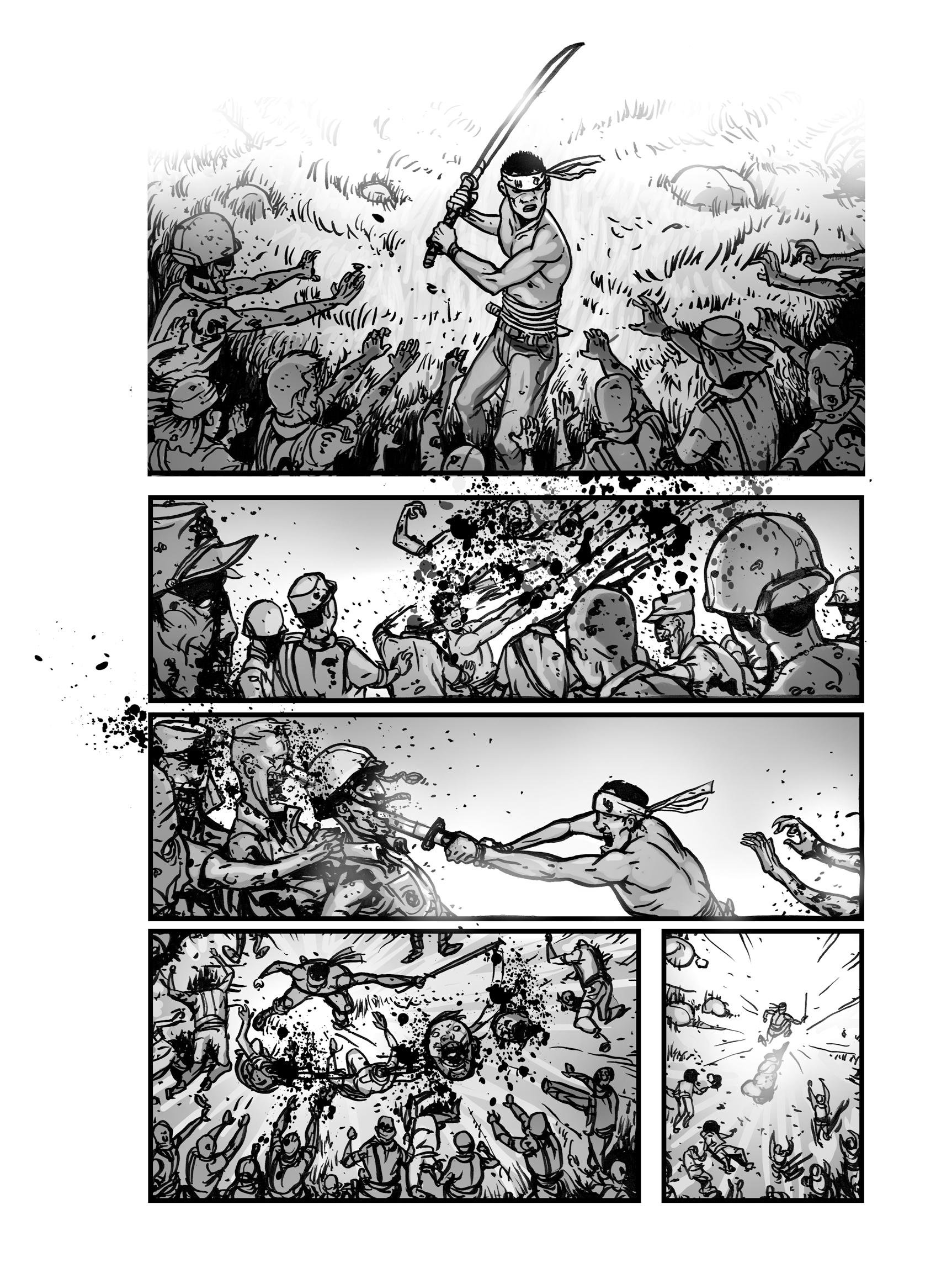 Read online FUBAR comic -  Issue #2 - 62