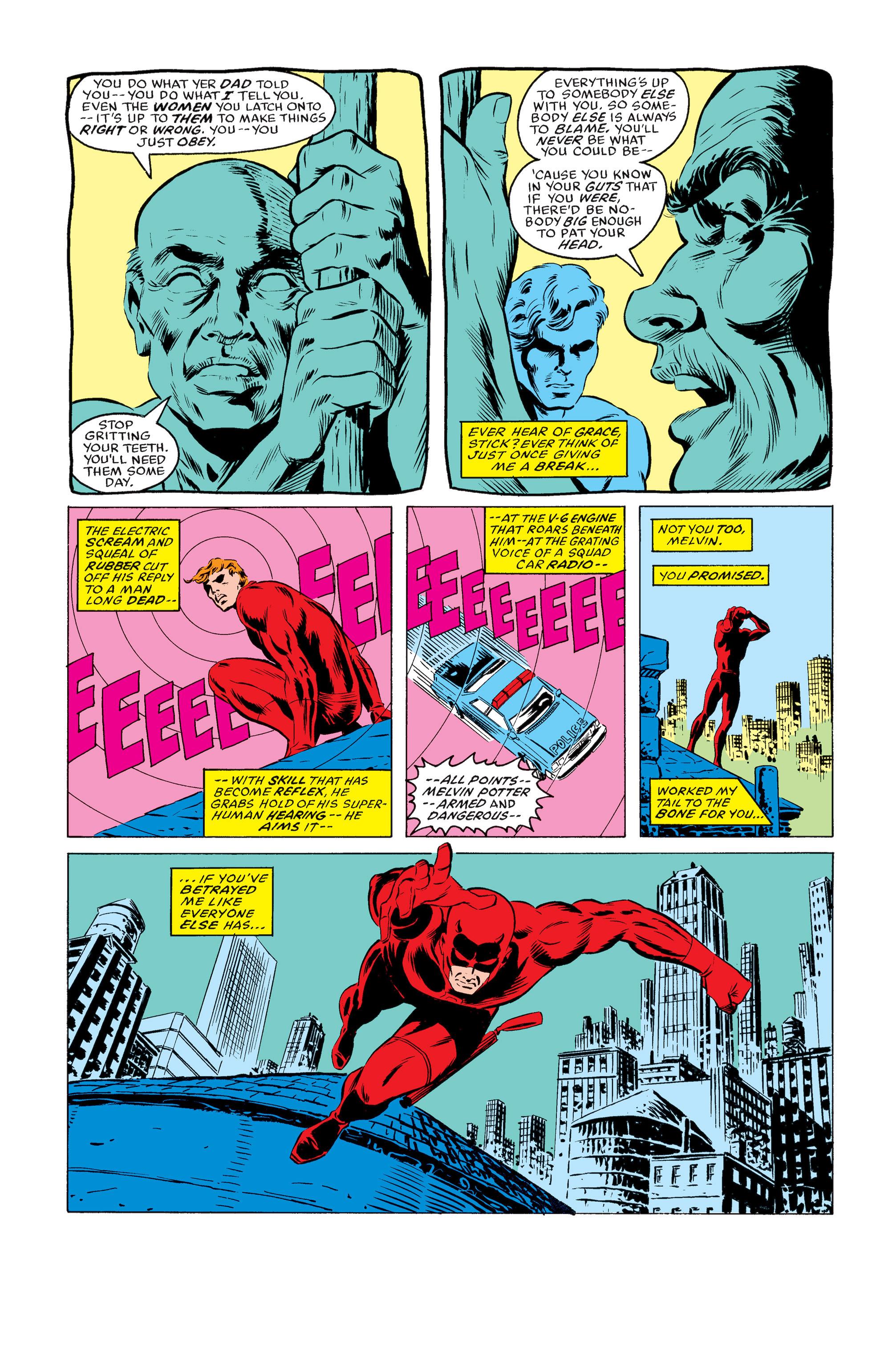 Read online Daredevil: Born Again comic -  Issue # Full - 8