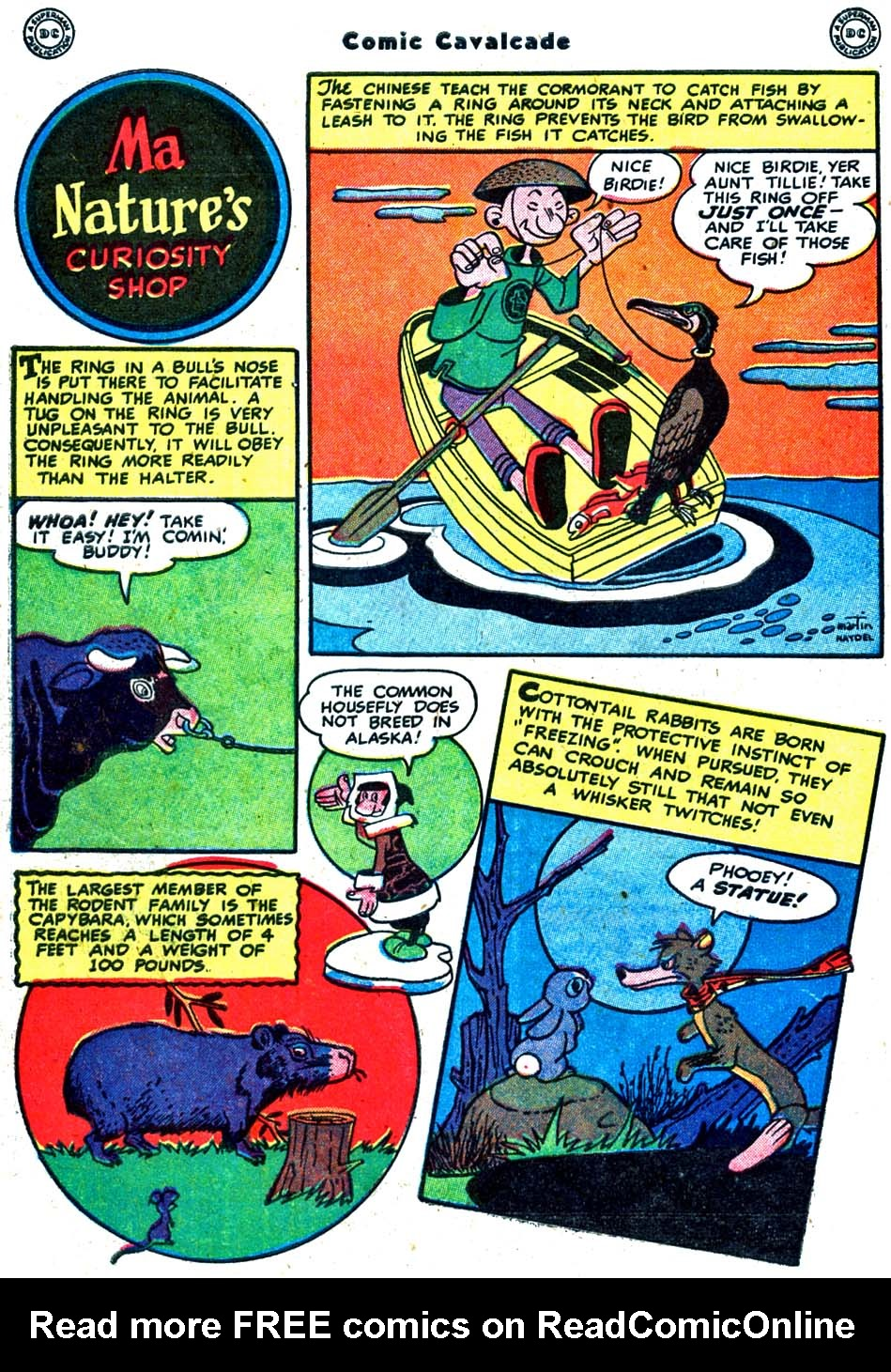 Comic Cavalcade issue 32 - Page 12