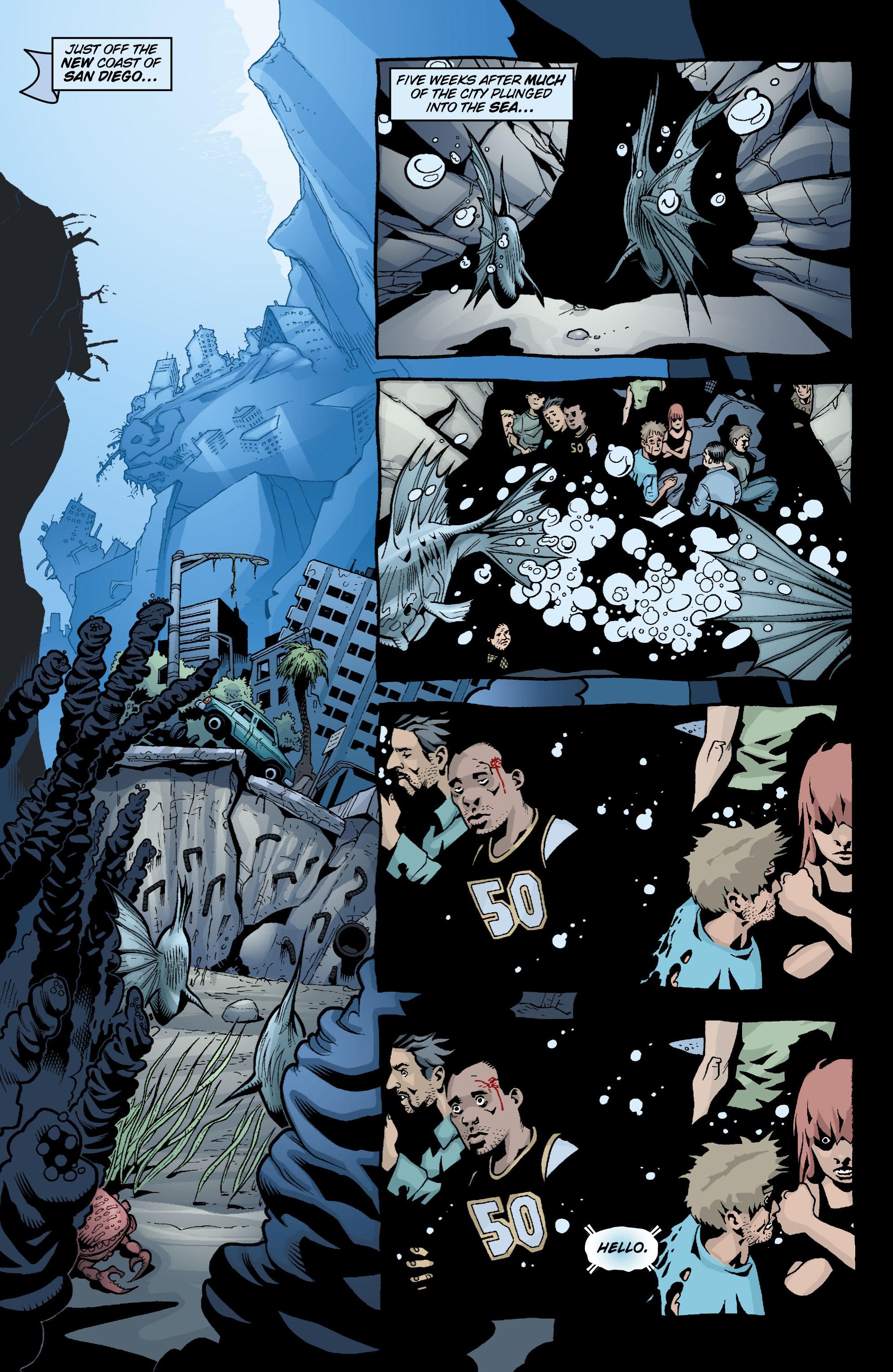 Read online Aquaman (2003) comic -  Issue #17 - 2