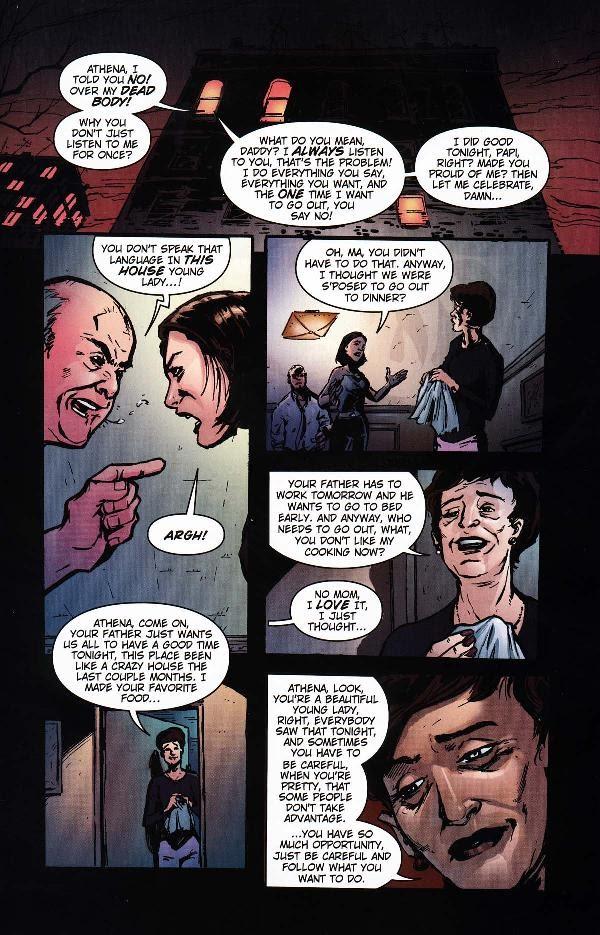 Read online Vampire the Masquerade comic -  Issue # Nosferatu - 9