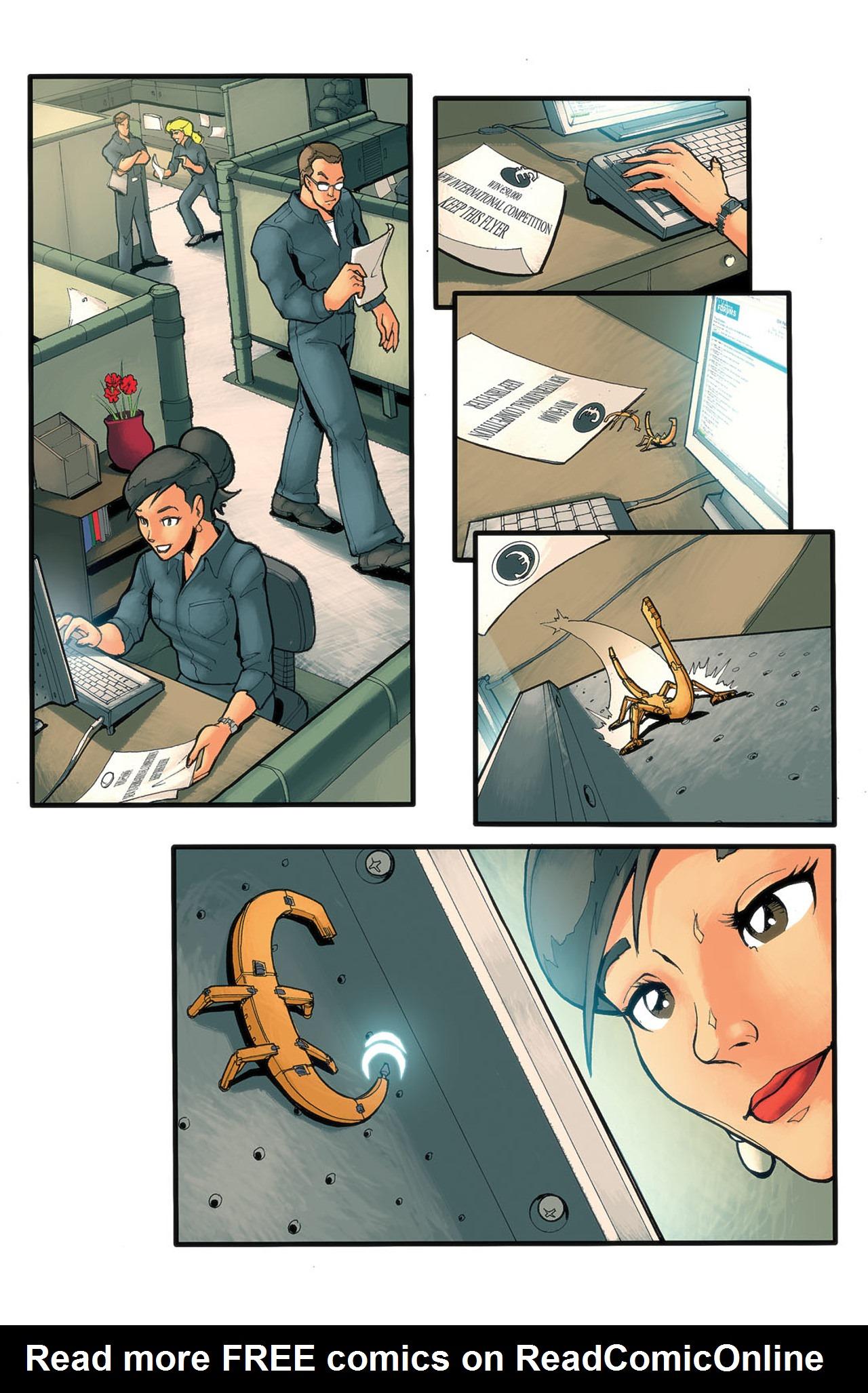 Read online Transformers Spotlight: Ramjet comic -  Issue # Full - 15