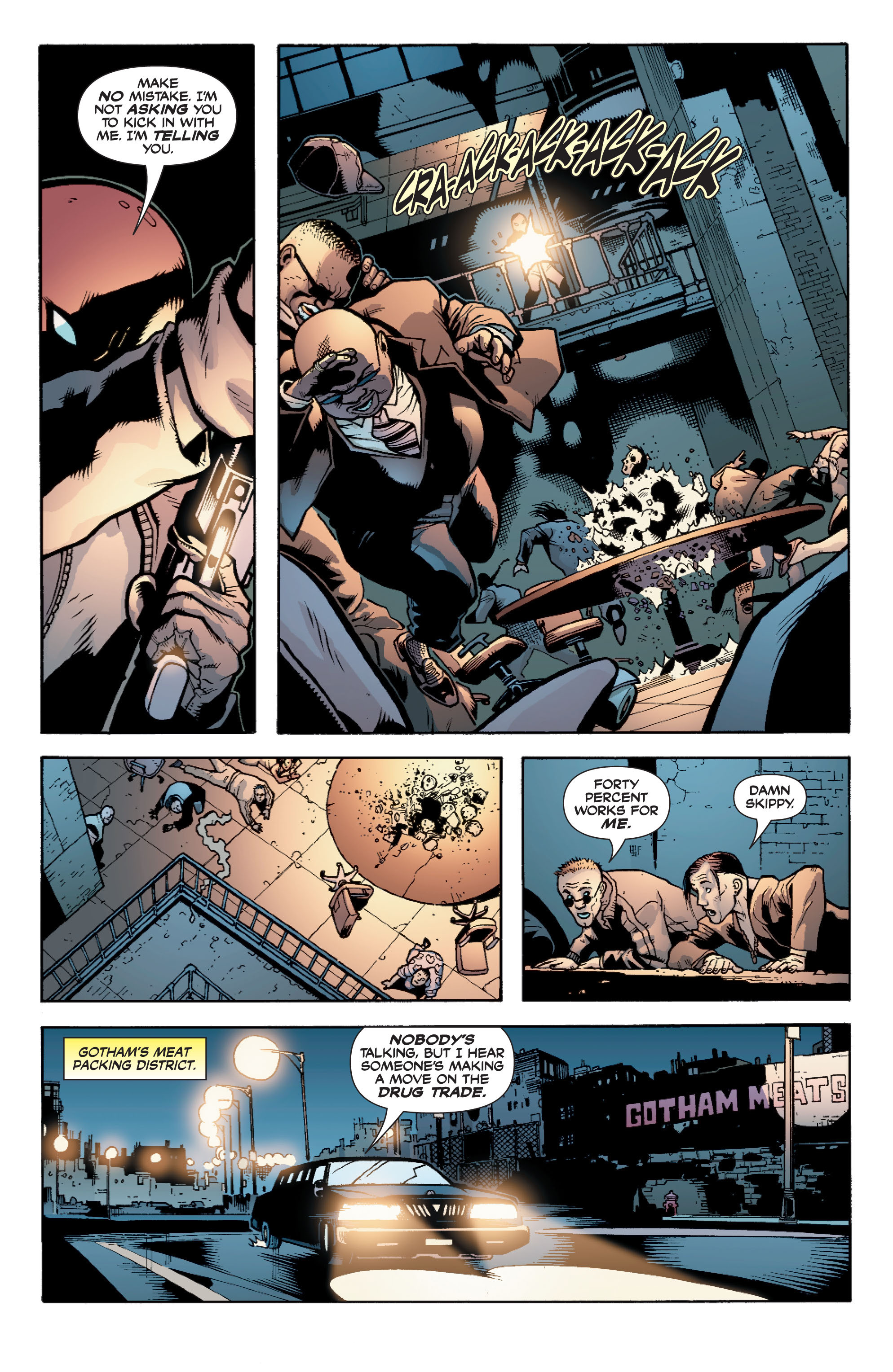 Read online Batman: Under The Red Hood comic -  Issue # Full - 26