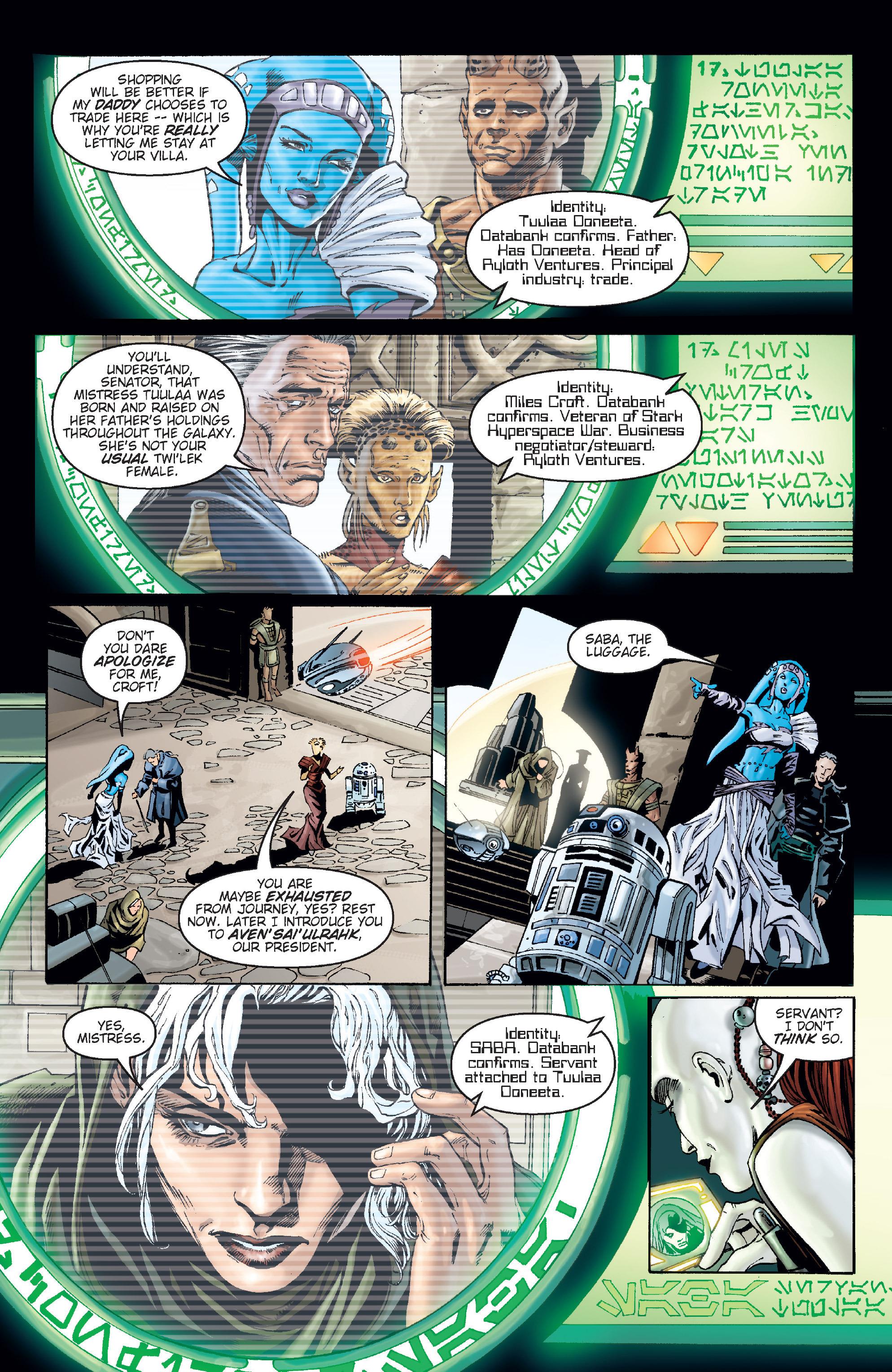 Read online Star Wars Omnibus comic -  Issue # Vol. 24 - 282