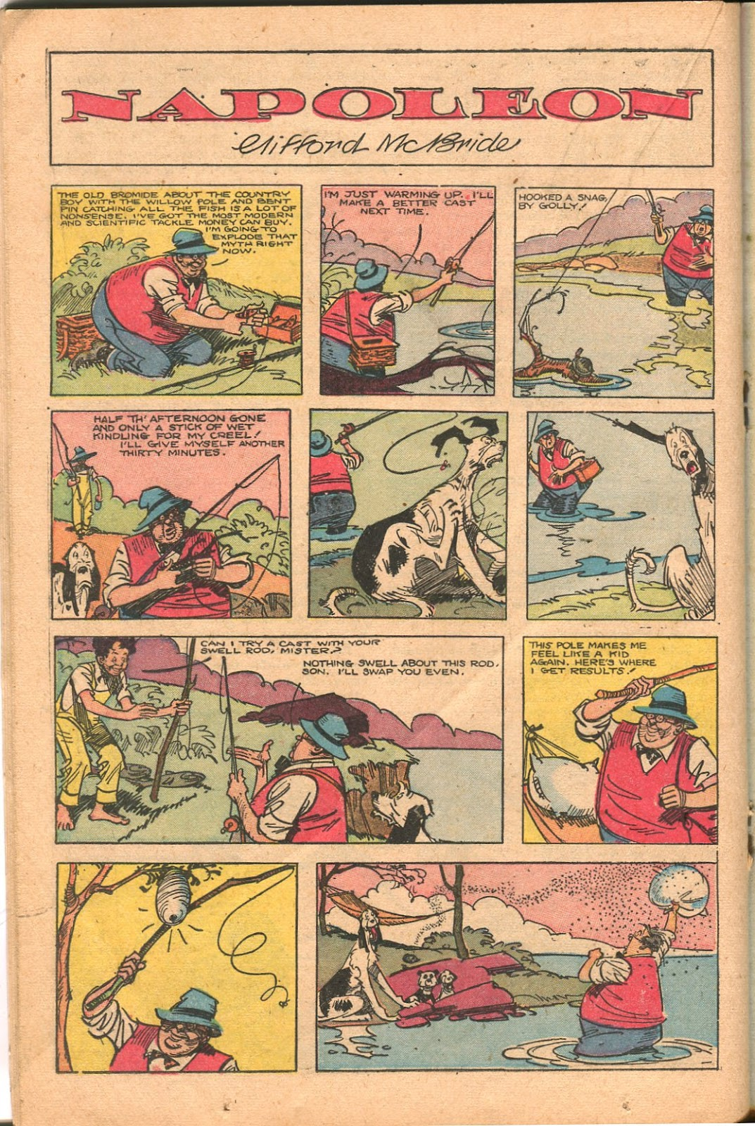 Read online Famous Funnies comic -  Issue #165 - 26