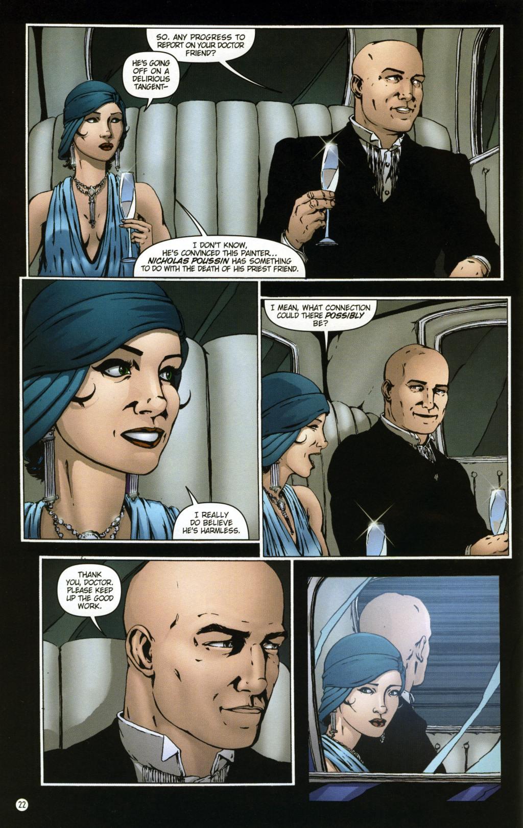 Read online Rex Mundi comic -  Issue #8 - 26