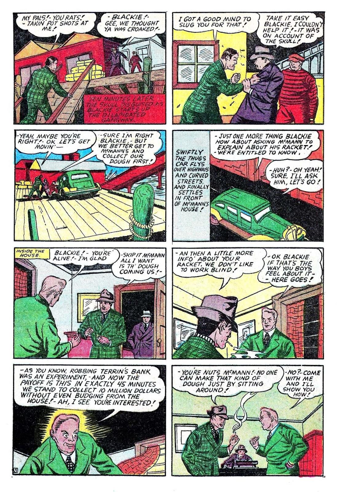 Amazing Man Comics issue 5 - Page 25