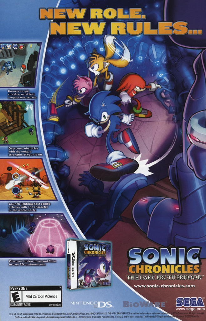 Read online Sonic X comic -  Issue #38 - 36