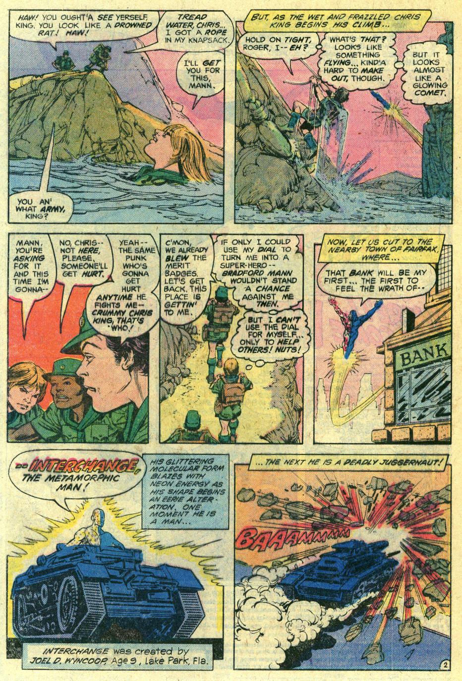 Read online Adventure Comics (1938) comic -  Issue #482 - 3
