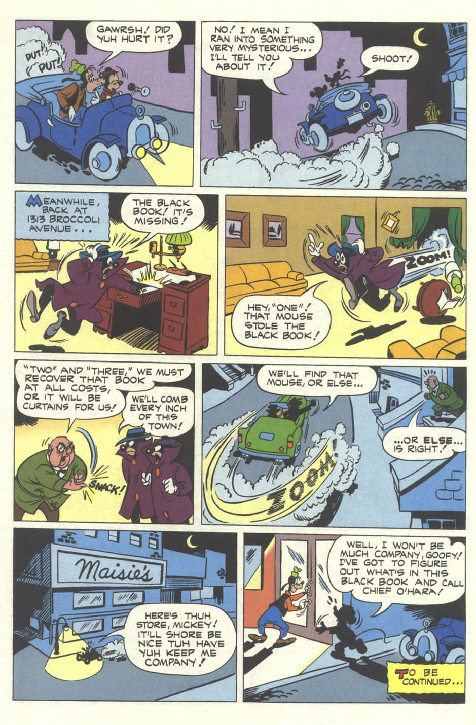 Walt Disney's Comics and Stories issue 574 - Page 62
