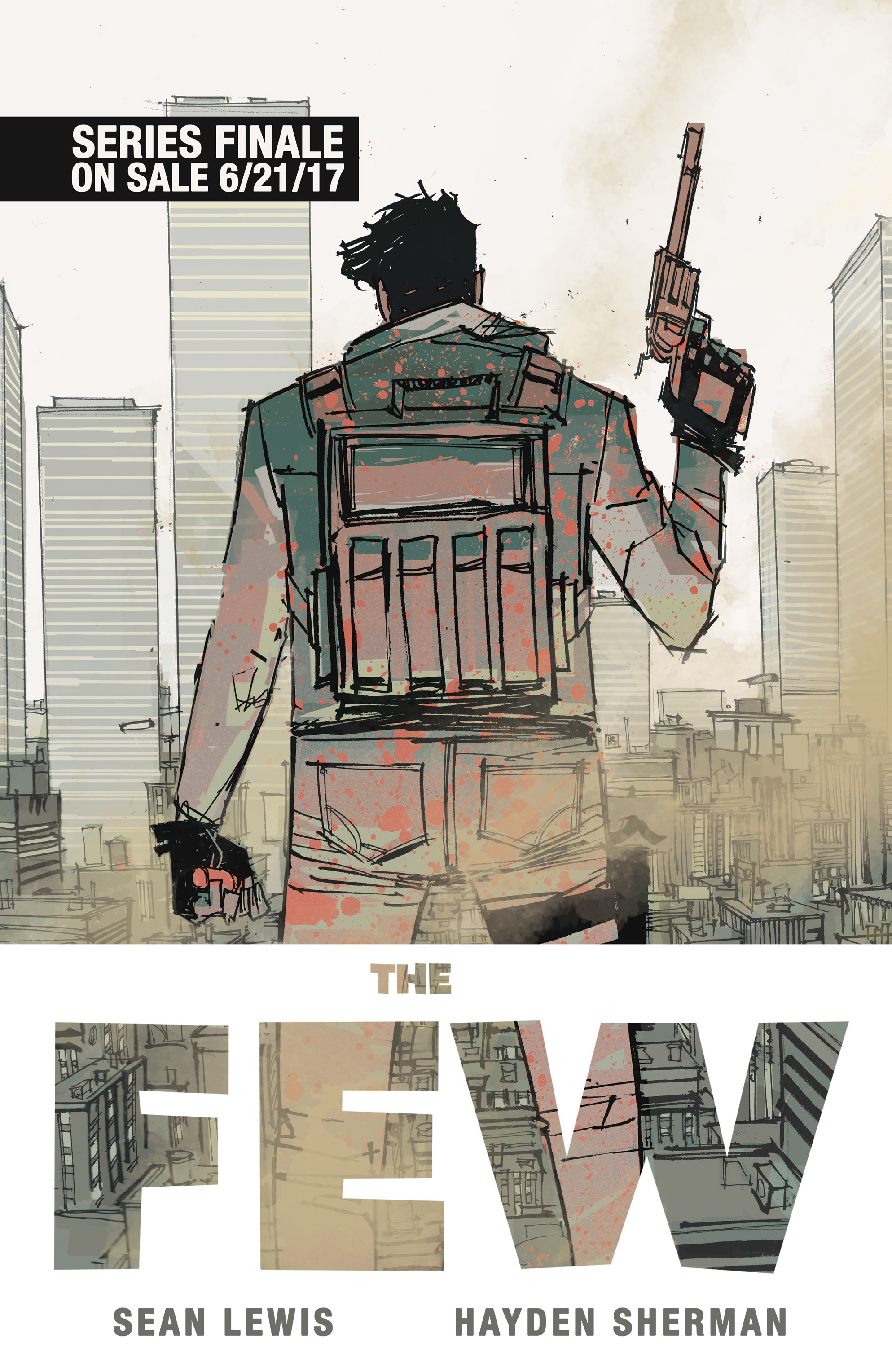 Read online The Few comic -  Issue #5 - 42