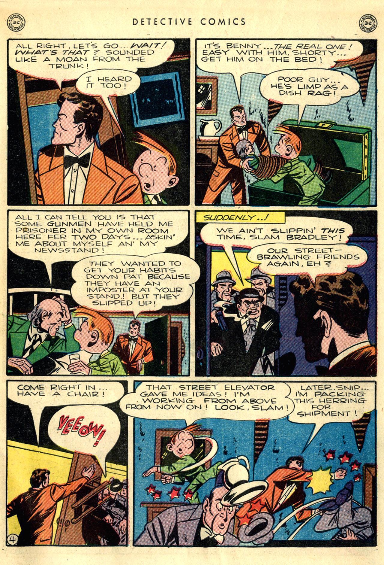 Read online Detective Comics (1937) comic -  Issue #90 - 45