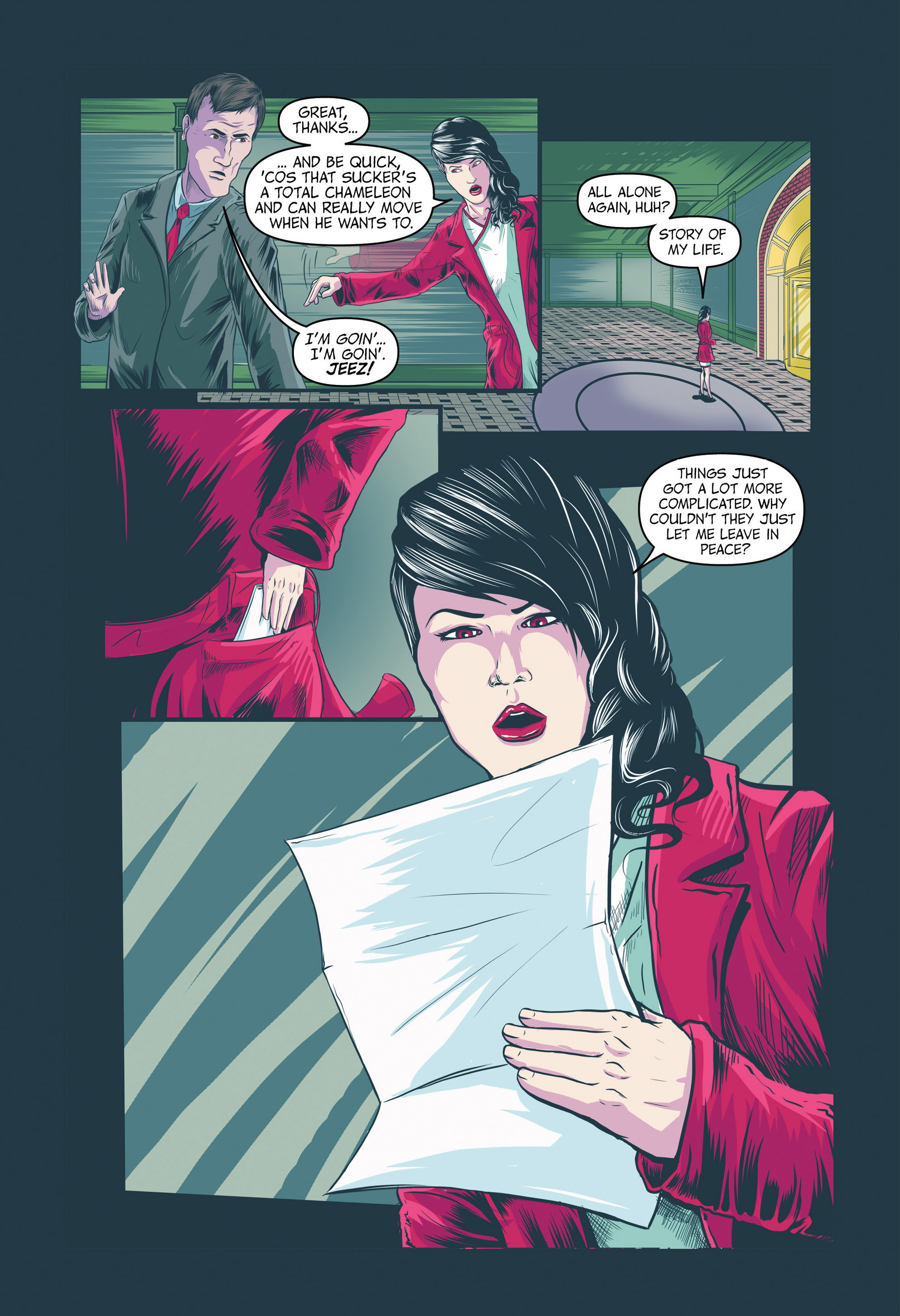 Read online Redemption Heights comic -  Issue # Full - 27
